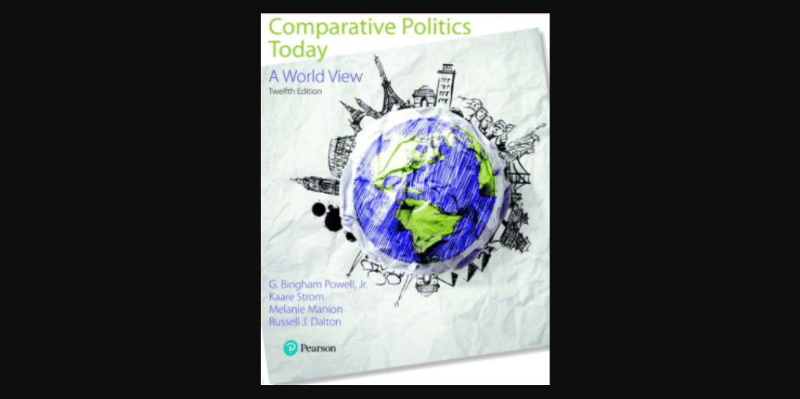 Image of Comparative Politics Today: A World View 12th Edition: PDF Download