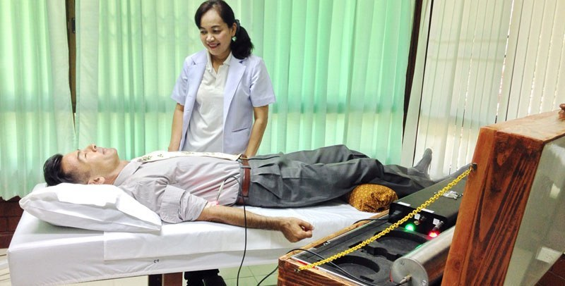 Benefits of laser therapy Mantak Chia