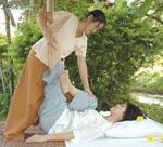 Tao Thai massage at Tao Garden Health Spa & Resort best massage in chiang mai