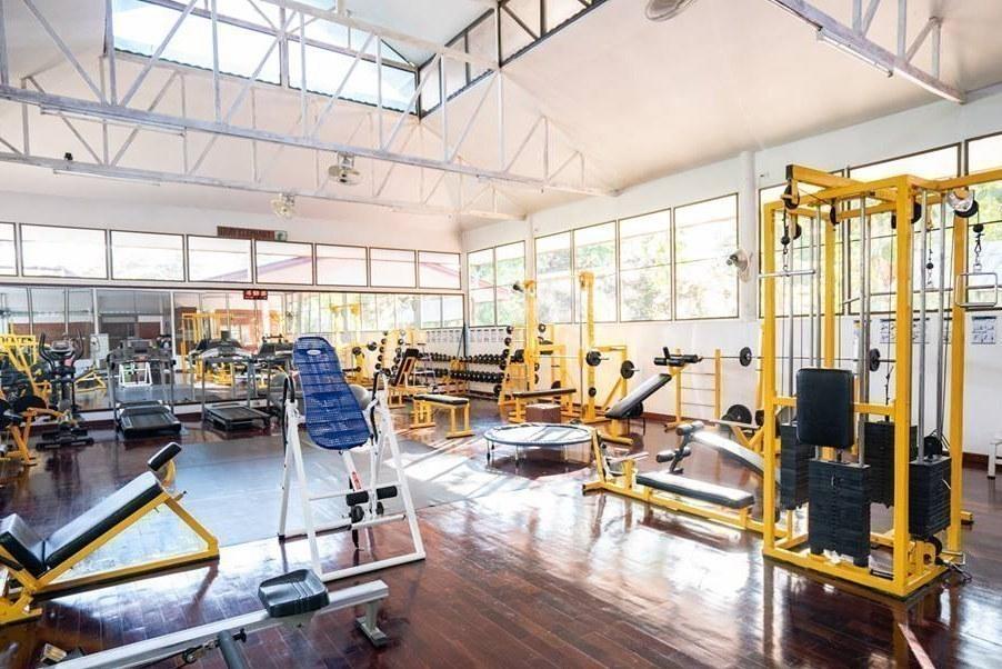 Tao Garden Health Resort and Spa – Fitness Centre