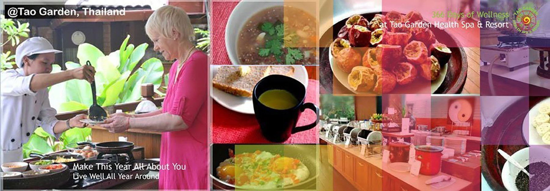 Live Well All Year Around – Tao Garden Organic Food