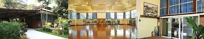 Ba Shen Hall