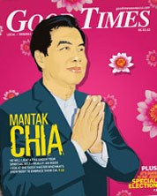 Mantak Chia on life, spirit, the soul, chi and the art of guiding the inner you