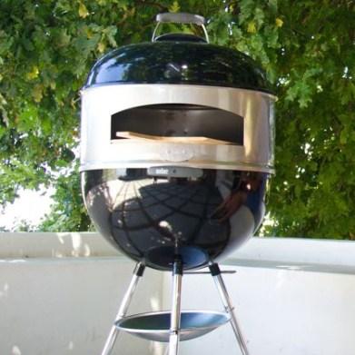 Kettle Braai Pizza Oven