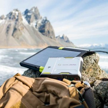Sherpa 50, Use it anywhere, for anything!
