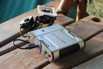 Sherpa 50, Light weight to keep your devices charged where-ever you go