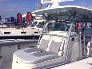 miami boat show mako