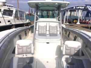 florida international boat show center console