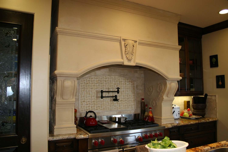Best Kitchen Gallery: Precast Mantels Fireplace Surrounds Iron Fireplace Doors And Screens of Precast Kitchen Hoods on rachelxblog.com