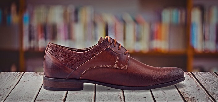 style tips for men - never wear sloppy, worn-down shoes
