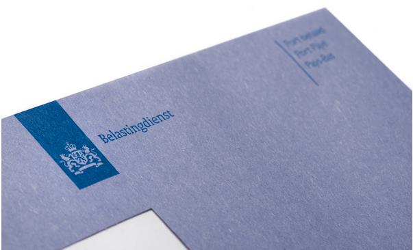 Help, daar is de blauwe envelop weer – De oorsprong van belasting betalen