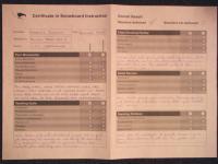 My C.S.I exam results