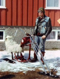 Erik Chopper ski
