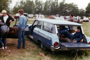 Anders Ford Country Sedan Rune N bak