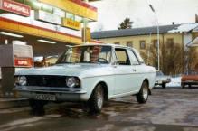 Cortina MK2 pa Kastellet