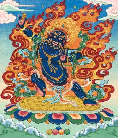mantra tibetani