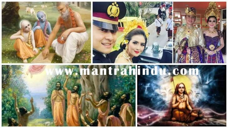 catur asrama - mantra hindu