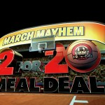 Me-N-Ed's Pizzeria - March Mayhem