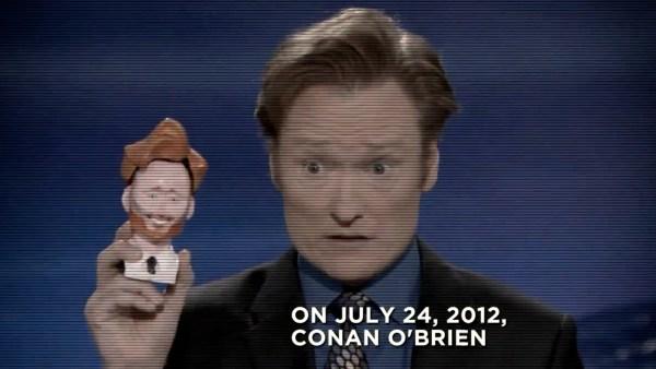 Comcast - Conan O'Brien (Coco-No Parody)