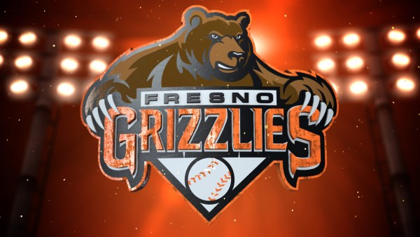 Fresno Grizzlies - Logo Animation