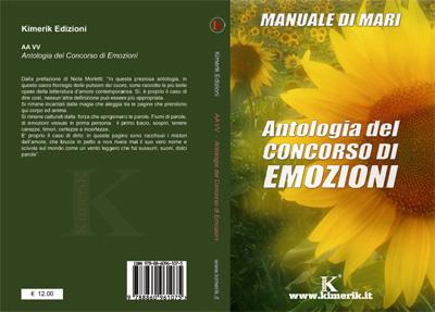 Copertina dell'Antologia del Concorso di Emozioni - Clicca sull'immagine per vederla ingrandita