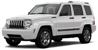 Manual Jeep Liberty 2008 de Propietario