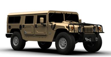 Manual Hummer 1995