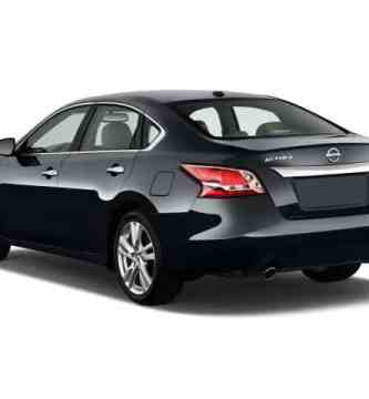 Manual Nissan Altima 2014 de Propietario