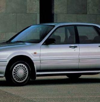 Manual Mitsubishi Galant 1989-1993 Reparación
