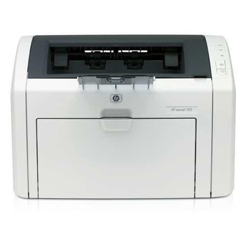 Manual Hp LaserJet 1022