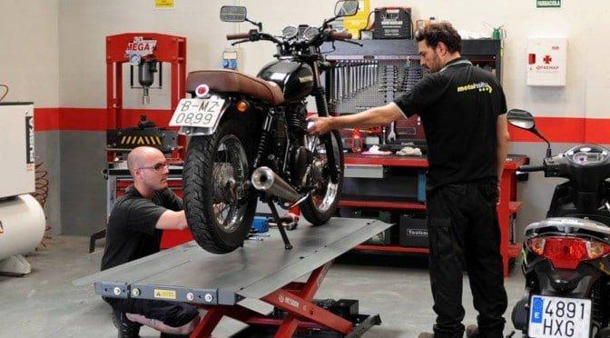 Manual Moto Yamaha XVS 1100 Reparación Servicio Especializado