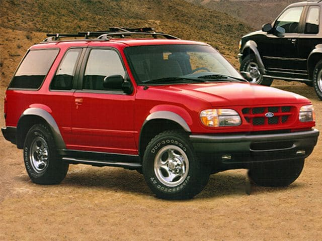 Manual Ford Explorer 1999 Reparación y Servicio