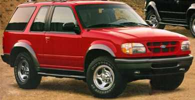 Manual Ford Explorer 1999 Reparación y Servicio
