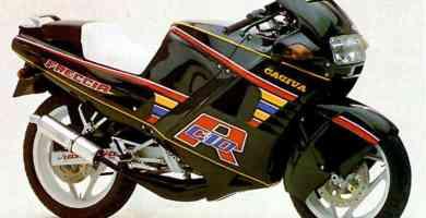 Manual Moto Cagiva Freccia 125 C10R Reparacion y Servicio
