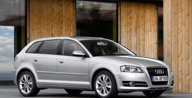 Manual Audi A3 2011 Reparación y Servicio