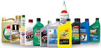 Tipos de Aceite para Auto