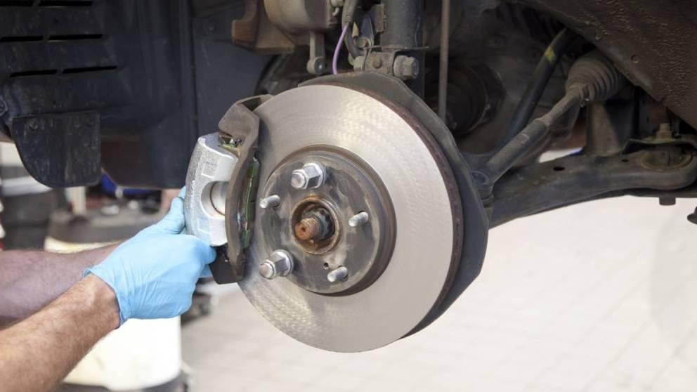 Cambio de Frenos de Impala 2004