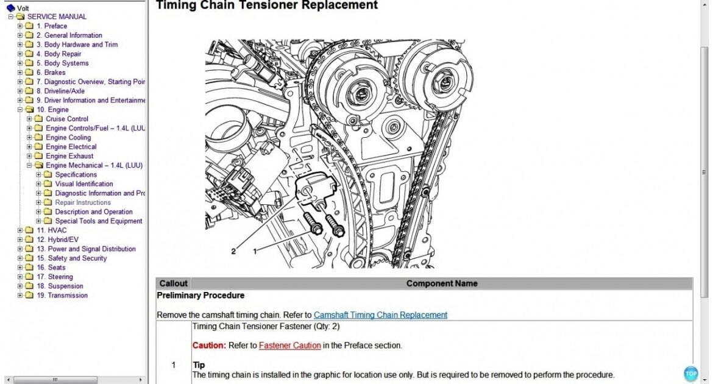 Manual Cobalt 2009 Chevrolet Reparación y Servicio