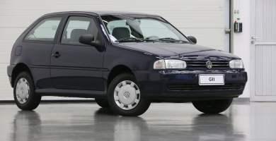 Catalogo de Partes GOL 1994 VW AutoPartes y Refacciones