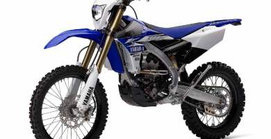 Manual en Español Yamaha WR250F 2017 de Usuario PDF GRATIS