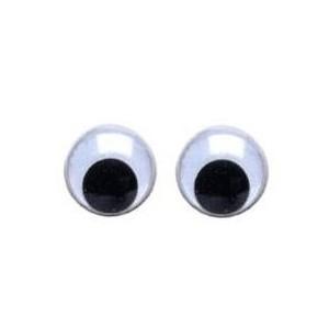 Ojos para Fofuchas y Muñecos