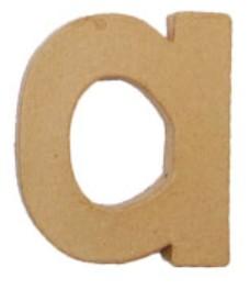 Letras Minúsculas 10cm