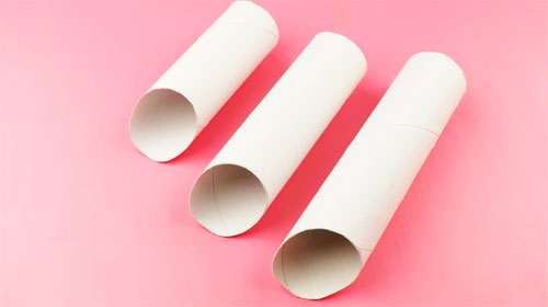 manualidades con conos de papel higienico