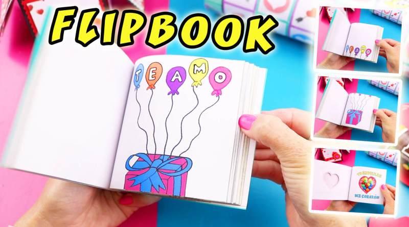 Flipbook con Sorpresa especial para enamorados
