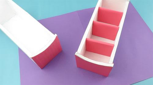 Compartimentos de cajones de escritorio