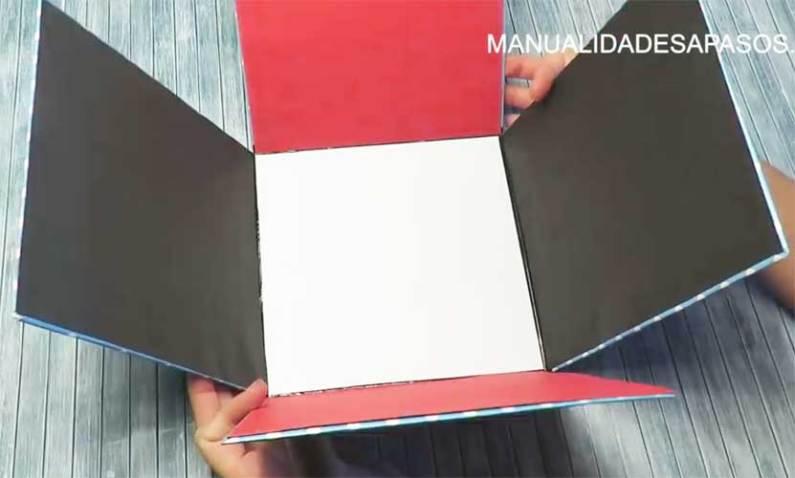 Caja Explosiva Gigante Medidas Y Paso A Paso