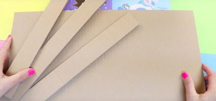 Cómo Hacer Estantes De Cartón Imagenes Paso A Paso