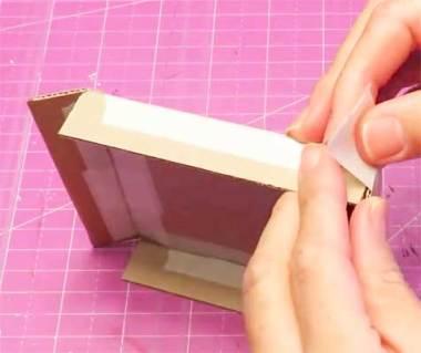 como hacer una caja sorpresa para mi novio
