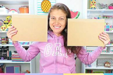 manualidades pasos con reciclaje de carton