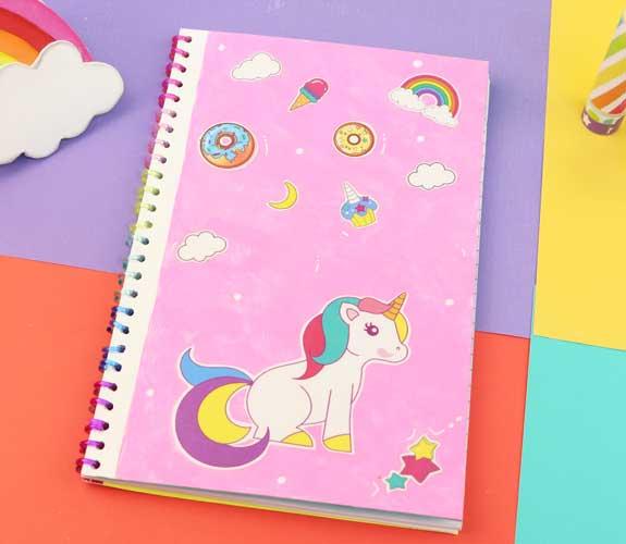Manualidades de unicornio para regalar